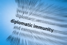 Droit international -diplomatique